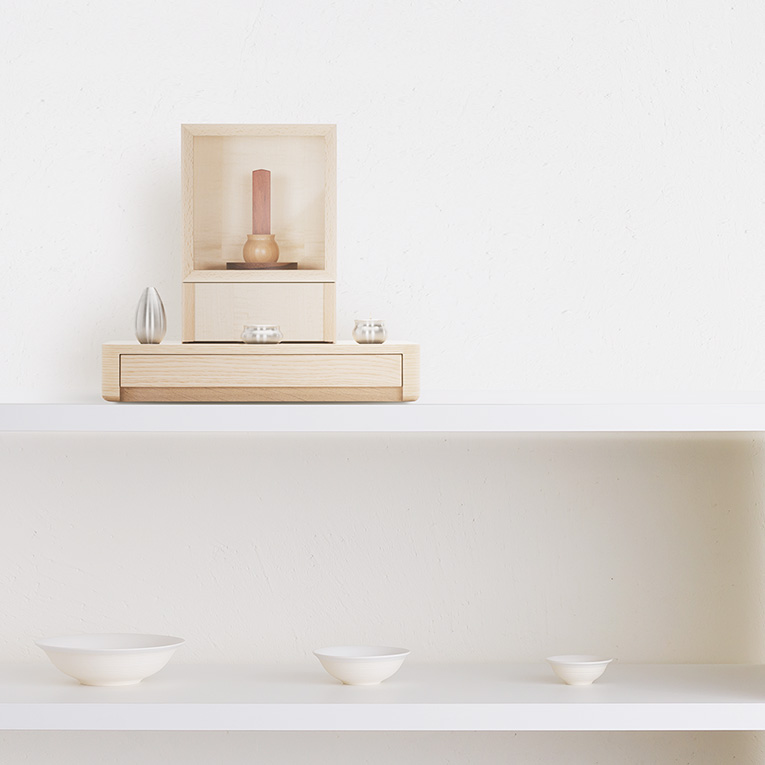 A4サイズのA4(エーヨン)仏壇