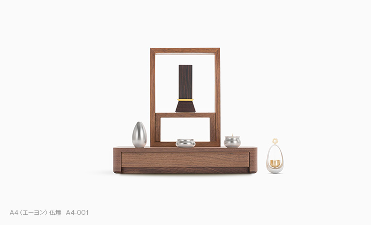 お仏壇との組合せイメージ