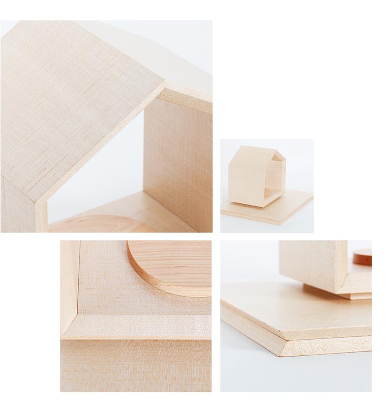 INORI-OUCHI20 メープル|デザイン仏壇