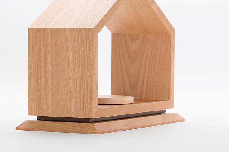 質感と素材のイメージ おうち ワイド310 サクラ 限定モデル