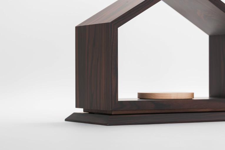 質感と素材のイメージ おうち ワイド310 黒檀 限定モデル