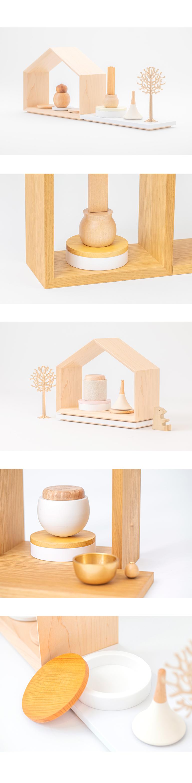 まあるい小箱100 使用イメージ